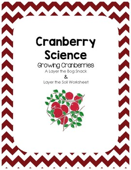 Cranberry Science - Growing Cranberries