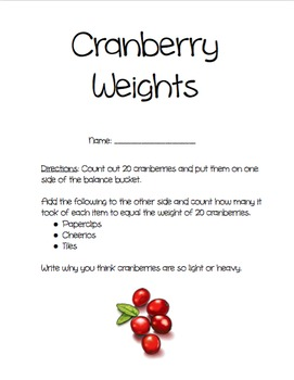 Cranberry Stations