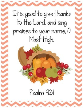 image about Thanksgiving Closed Sign Printable known as Cranberry Thanksgiving Bible Verse Printable (Psalm 92:1)
