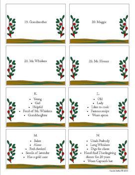 Cranberry Thanksgiving Book Study