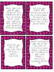 Cranberry Valentine Journal Prompts