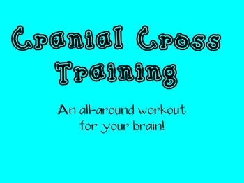 Cranial Cross Training MiniPack