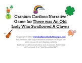 Cranium Cariboo Narrative Game for There Was An Old Lady Who Swallowed A Clover