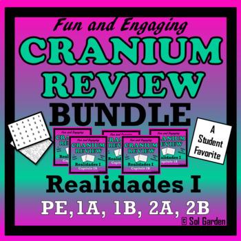 Cranium Review Bundle - Realidades I - Prelim Ch, 1A, 1B,