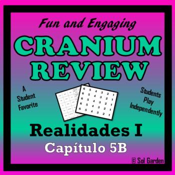 Cranium Review - Realidades I, Chapter 5B