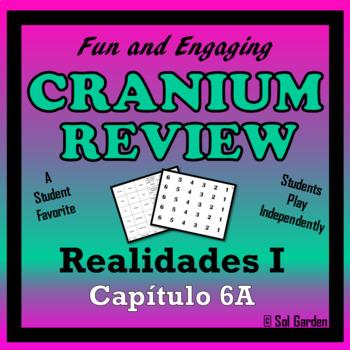 Cranium Review - Realidades I, Chapter 6A