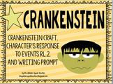 Crankenstein Activities- RL2.2 Characters Response to Events