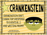 Crankenstein Activities- RL2.2 Characters Response to Events