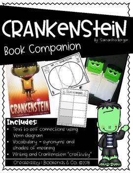 Crankenstein - Book Companion