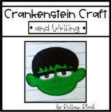 Crankenstein- Craft and Writing