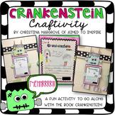 Crankenstein Craftivity