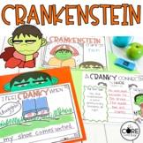 Crankenstein STEM Read-Aloud Activities | Printable & Digital