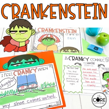 Crankenstein Lesson Plans and Activities