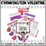 Crankenstein Valentine Activity with Craft