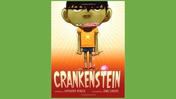 Crankenstein Vocabulary PowerPoint