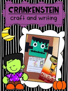 Crankenstein craft and writing