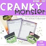 Cranky Monster: Close Reading with Crankenstein