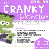 Cranky Monster: Close Reading with Crankenstein