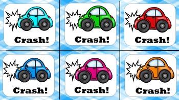 CRASH! Alphabet Game