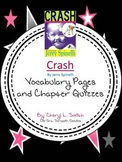 Crash - By Jerry Spinelli - Vocabulary and Quizzes Unit