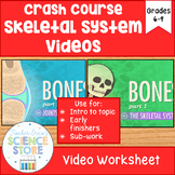 Crash Course- A&P: Musculoskeletal System Video Worksheet-