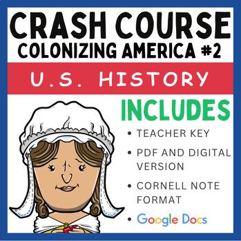 Crash Course U.S. History: American Colonization #2