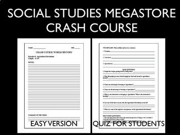 Crash Course American Revolution Ep. 28