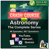 Crash Course Astronomy - The Complete Series, Bundle