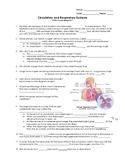 Crash Course Biology #27 Circulatory and Respiratory Systems