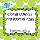 Crash Course Biology Video Guide: Photosynthesis
