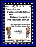 Crash Course Business Entrepreneurship and Soft Skills ~ Distance Learning