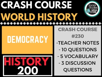 Democracy, Authoritarian Capitalism, and China: Crash Course World History 230