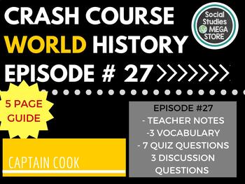 Crash Course Captain Cook Ep. 27