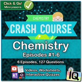 Crash Course Chemistry #1-6 | Chemistry Distance Learning