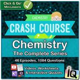 Crash Course Chemistry - The Complete Series, Bundle