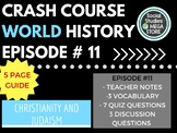 Crash Course Christianity from Judaism to Constantine Ep. 11
