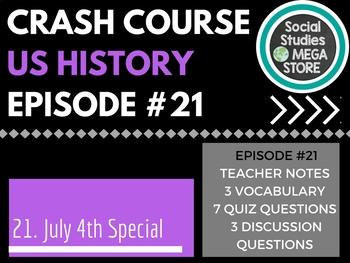 Crash Course Civil War Part II Ep. 21