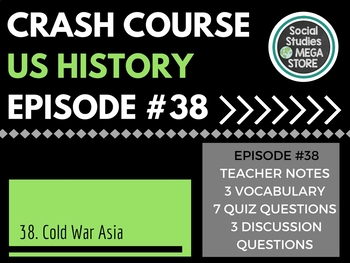Crash Course Cold War in Asia Ep. 38