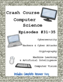 Crash Course Computer Science #31-35 (Hackers, Cryptography, AI, Cybersecurity)