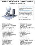 Crash Course Computer Science Worksheets Complete Series Set Full Bundle
