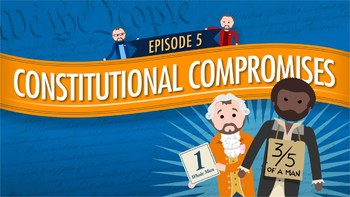 Viewing Guides- Crash Course Constitution Combo