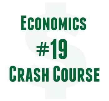 Crash Course Cornell Worksheet: Efficiency, and Price Signals: Economics #19