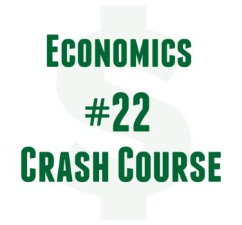 Crash Course Cornell Worksheet Environmental Econ: Economics #22
