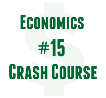 Crash Course Cornell Worksheet Imports, Exports: Economics #15