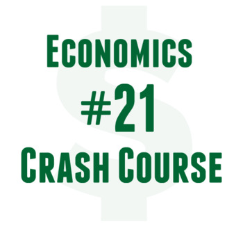Crash Course  Cornell Worksheet Market Failures: Economics #21