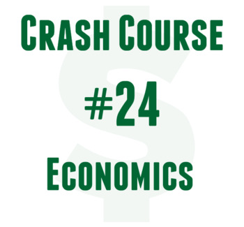 Crash Course  Cornell Worksheet Revenue, Profits, and Price: Economics #24