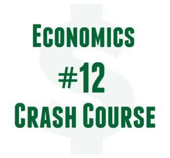 Crash Course Cornell WorksheetThe 2008 Financial Crisis: Economics #12