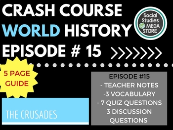 Crash Course Crusades Ep. 15