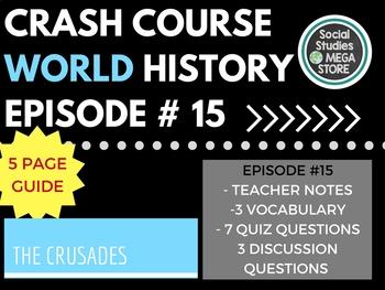 Crash Course Crusades Ep. 15