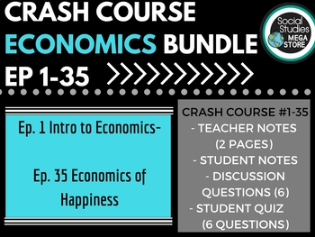 Crash Course Economics 1-35